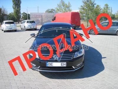 Volkswagen Passat B7 2013 год