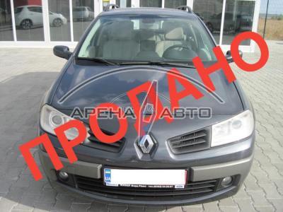 Renault Megan 2007 год