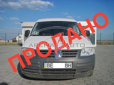 Volkswagen Caddy 2009 год
