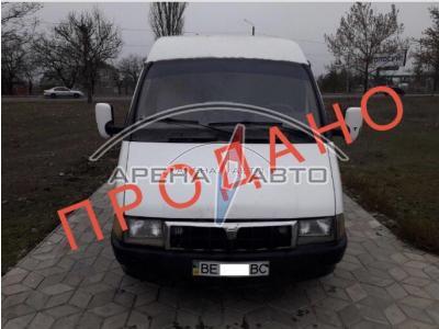 ГАЗ - 2752 Грузовой Фургон