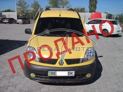 Renault Kangoo 2007 год
